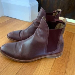 Everlane leather boots
